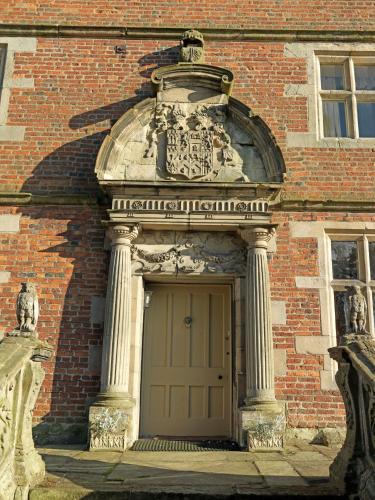 Soulton Hall, Near Wem, Shrewsbury, Shropshire, SY4 5RS, England.