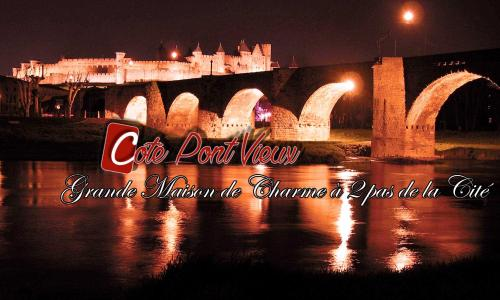 Appartements Cote pont Vieux-Self Check-In - Location saisonnière - Carcassonne