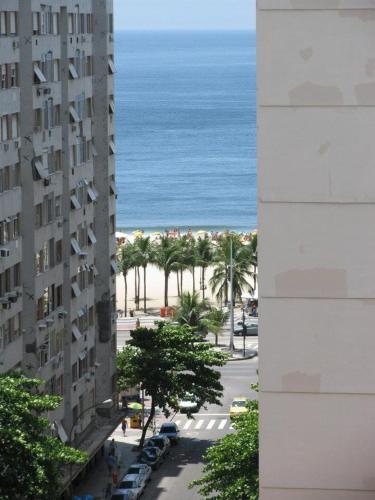 Hotel Apartamento de Férias Copacabana Rio de Janeiro