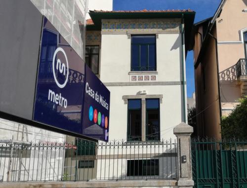 Hotel Oporto Music Hostel