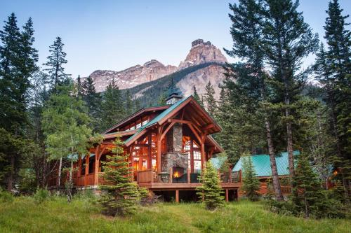 . Cathedral Mountain Lodge
