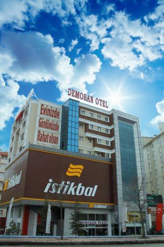 Konya Demosan City Hotel odalar