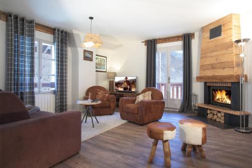 Chalet La Fedora - Appartements de charme - Apartment - Vaujany