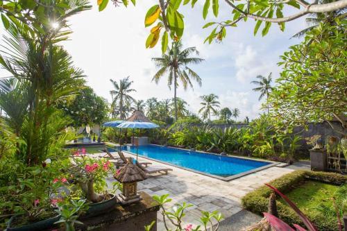 Maha Lakshmi Creative Ubud Villa, Gianyar