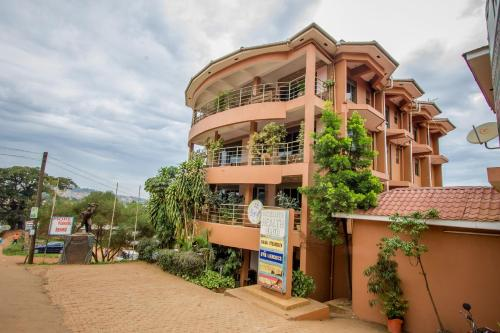 Satellite Hotel Kisasi.