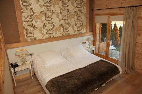 Superior Double Room Hotel Viñas de Lárrede 7