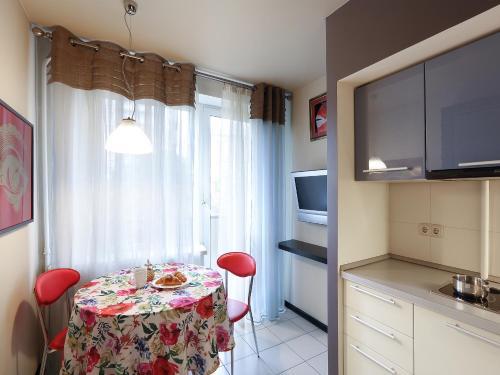 Design Apartment On Paveletskaya
