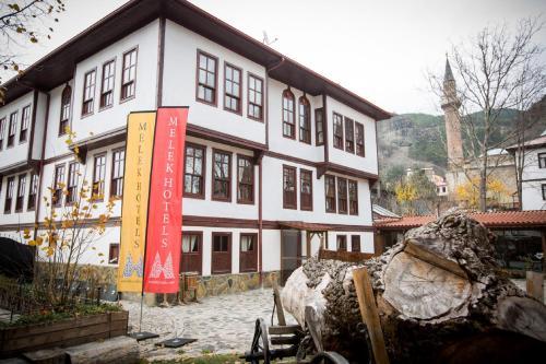 Mudurnu Melek Hotels Mudurnu Tekkeliler Konağı