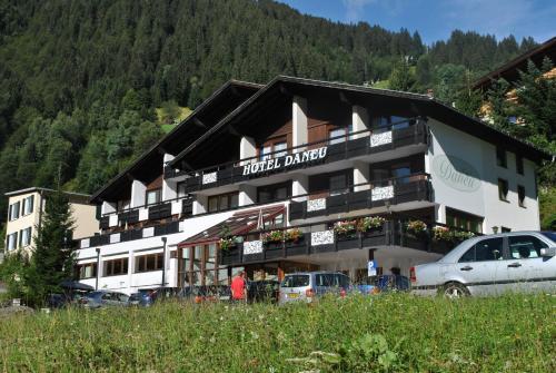 Hotel-overnachting met je hond in Hotel Daneu - Gaschurn