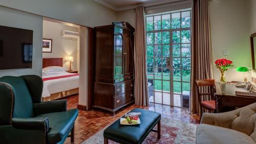 Southern Sun Mayfair Nairobi værelse billeder