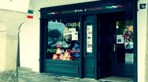 Penzion Pizzeria Telč