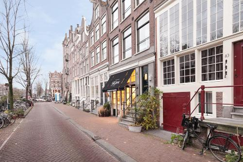Jordaan Apartments Amsterdam Canal View impression