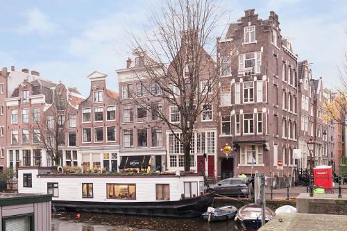 Jordaan Apartments Amsterdam Canal View photo 16