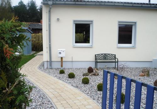 . Ferienhaus Claire am Klostersee, Urlaub mit Hund