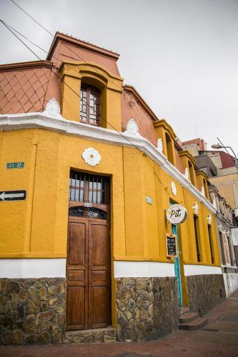 Фото отеля El Pit Hostel