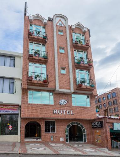 Hotel Parque Zabal