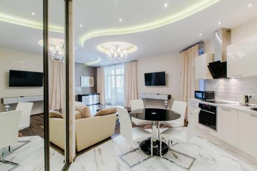 . Natella Apartments at Glukhaya Zelenina 4