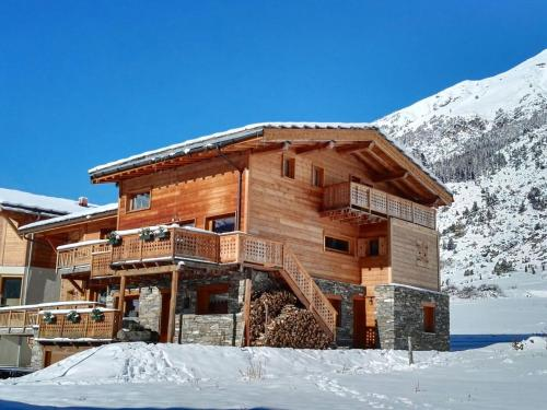 Chalet Ciamarella Lanslevillard Val Cenis