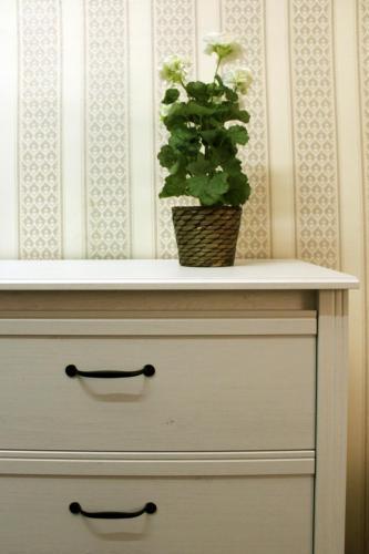 Хостел ПЛЕД на Самотёчной Номер с круглой кроватью размера «king-size» и ванной комнатой