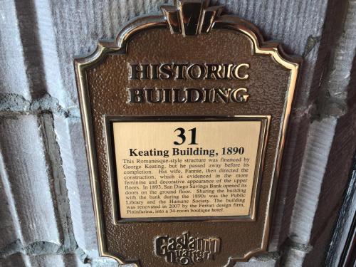 The Keating Hotel By Pininfarina - San Diego, CA 92101