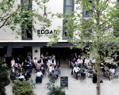 Hôtel Edgar photo 24