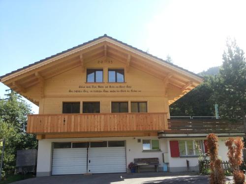 Chalet Bunderbach - Adelboden