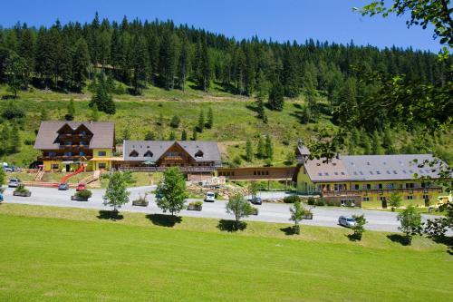 . Moasterhaus Trialpark Salzstiegl