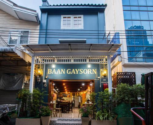Baan Gaysorn Hostel photo 45
