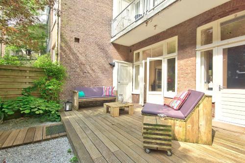 Vondelpark Stylish Apartment photo 11