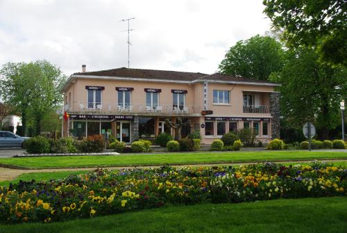 . Hotel L'Ecureuil