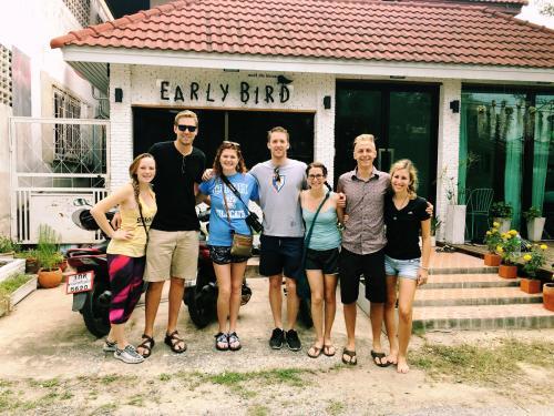 Early Bird Hostel Ayutthaya photo 25