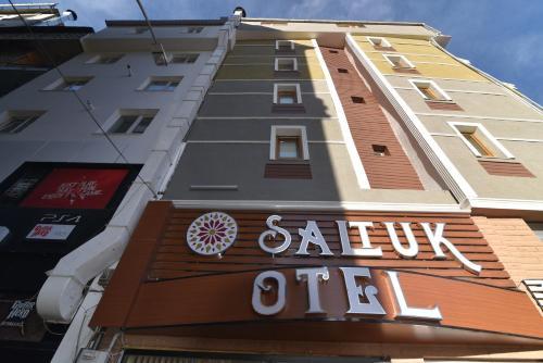Erzurum Saltuk Hotel yol tarifi