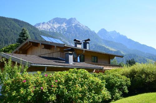 Landhaus Gertrude Eder - Apartment - Leogang
