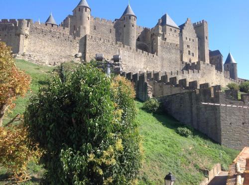 24 Rue De La Gaffe - Location saisonnière - Carcassonne