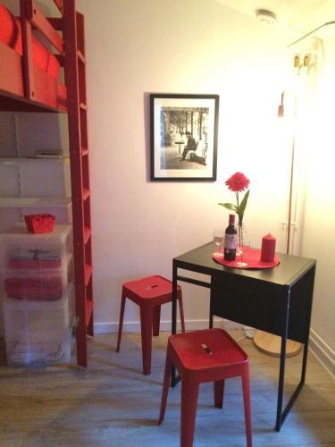 Le rouge et le noir à Opera photo 2