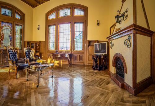Olala Vila Sinaia - Accommodation