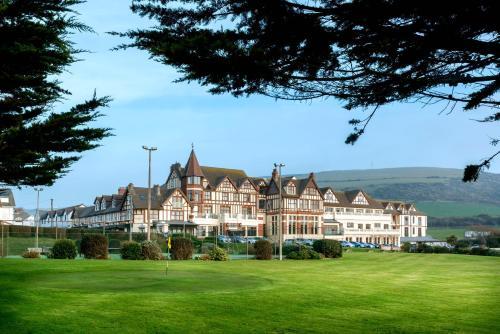 North Devon AONB, North Devon Heritage Coast, South St, Woolacombe EX34 7BN.