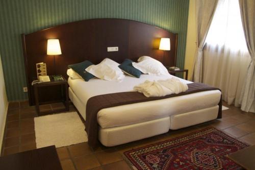 Superior Double Room Hotel L'Estació 4