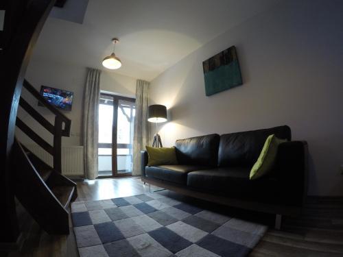 Duplex Apartment Busteni