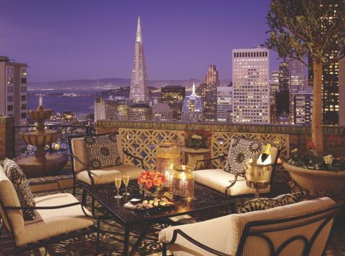 The Fairmont San Francisco - San Francisco, CA 94106