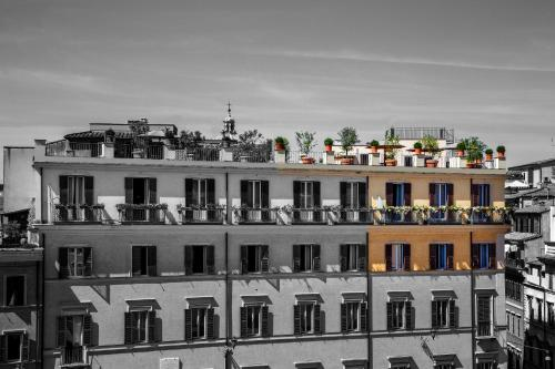 The Inn at the Spanish Steps-Small Luxury Hotels photo 54