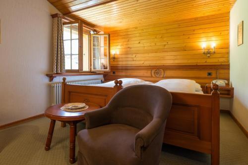 Swiss Chalet Style Hotel Walliser Spycher