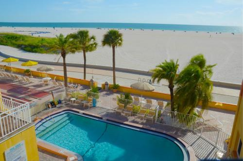 . Page Terrace Beachfront Hotel