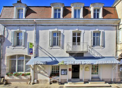 . Hôtel Le Lion d'Or