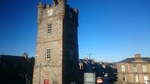 . Dufftown Tower View