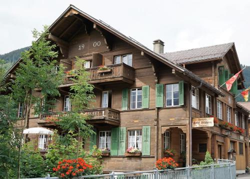 Hotel Wildhorn Gstaad