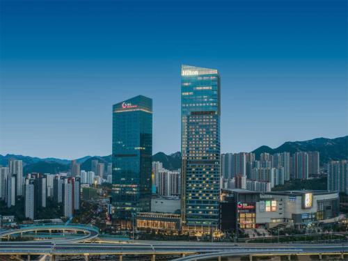 . Hilton Jinan South Hotel & Residences