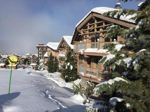Hotel Le K2 Altitude Courchevel 1850