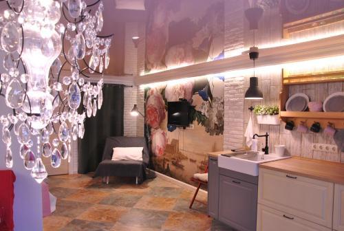 Provence Style Apartment - Krasnaya Polyana