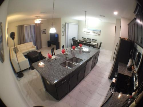 Four Bedrooms Home With Pool 4819 - Kissimmee, FL 34746
